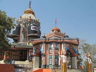 Nuapada district District of Odisha