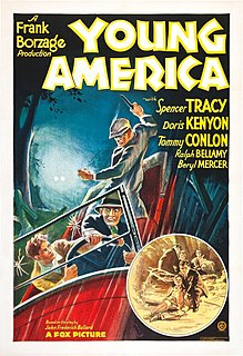 <i>Young America</i> (1932 film) 1932 film by Frank Borzage