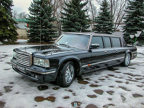 ZIL-4112R - Wikiwand