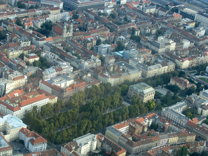 Zagreb areal view (5)