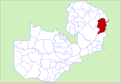 Zambia Chama District.png