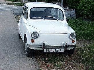 Fiat Automobili Srbija - Zastava 750