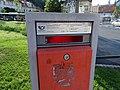 Zbraslavské náměstí, poštovní schránka.jpg