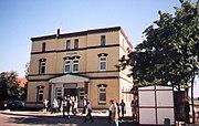 Bahnhof des Seebads Selenogradsk