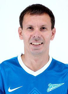 Konstantin Zyryanov Russian footballer and manager