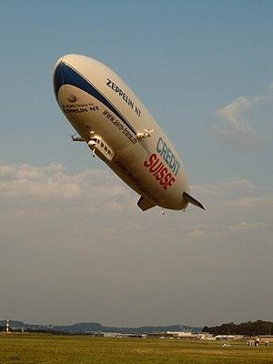 Class rating - Image: Zeppelin NT 01