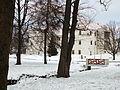 Zespół zamku ogród z fosą XVI XIX Szydłowiec ulica Sowińskiego 2 02.JPG