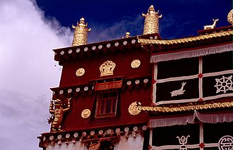 Shangri-La - Zhongdian in Yunnan