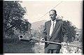 Ziljsko štehvanje 1956 - brški cerkovnik z leseno púšico.jpg
