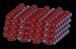 Zinc bromide - Image: Zinc bromide xtal 3D SF