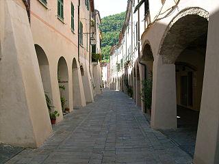 Zuccarello Comune in Liguria, Italy