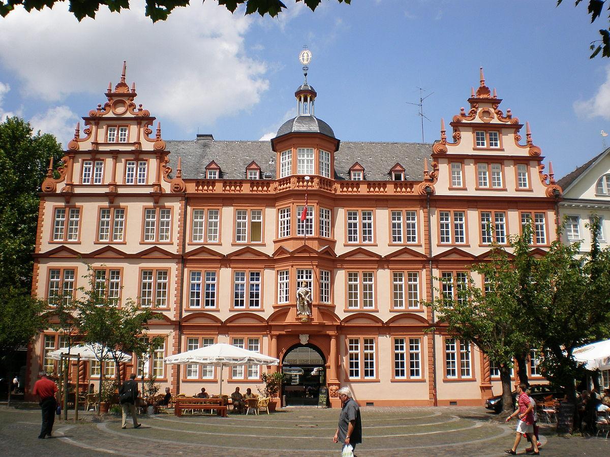 Haus Der Vereine Mainz