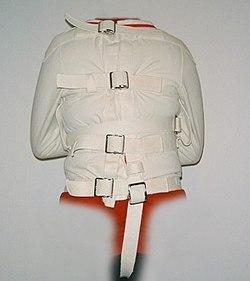 Смирительная рубашка fb2 либрусек