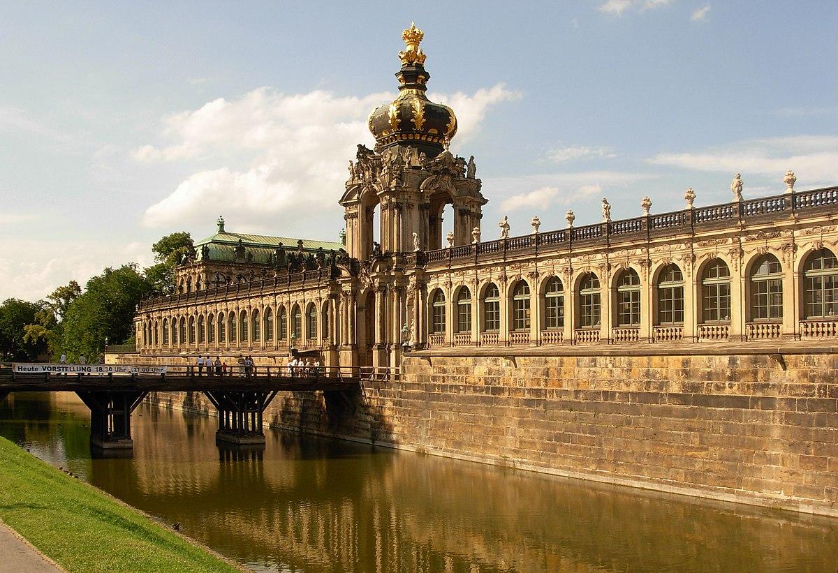 Zwinger dresden wikipedia - Dresden architektur ...