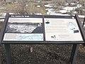 """The Santa Fe Trail"" wayside outside La Junta, CO (9b0482659dd644128d1f16d136a4ac6b).JPG"