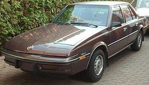 Buick Skyhawk - 1987 Buick Skyhawk 4-door sedan