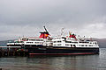 "'Isle of Mull' and 'Hebridean Princess"" Craignure, Mull. Scotland, Sept. 2010 - Flickr - PhillipC.jpg"