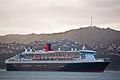 'Queen Mary 2', Wellington, New Zealand, 26th. Feb. 2011 - Flickr - PhillipC (3).jpg