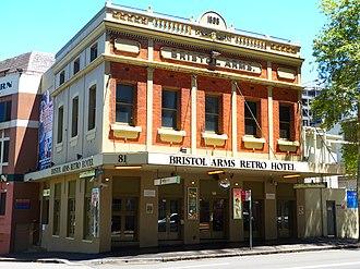 Bristol Arms Hotel - Bristol Arms Hotel in 2010
