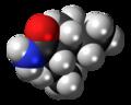 (2S,3R)-Valnoctamide molecule spacefill.png