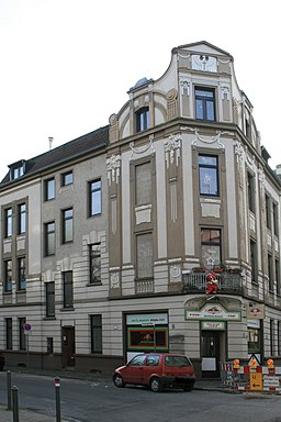 Tückingstraße in Neuss