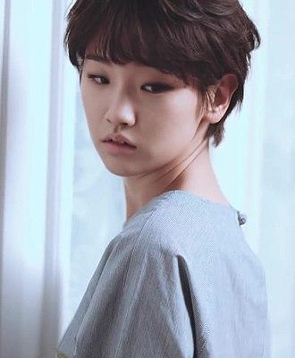 Park So-dam - Image: (Marie Claire Korea) 박소담이 달린다