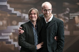Klaus Händl - Klaus Händl (l.) and Lukas Turtur (2017)