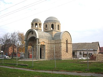 Čonoplja - Orthodox Church in Čonoplja