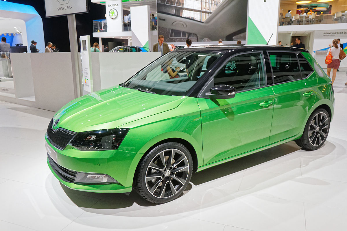 Audi A.0 >> Škoda Fabia - Wikipedia