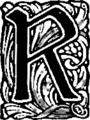 Żywoty św. Pańskich na wszystkie dnie roku-Inicjał-R.png