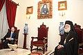 Περιοδεία ΥΠΕΞ, κ. Δ. Δρούτσα, στη Μέση Ανατολή Αίγυπτος - Foreign Minister, Mr. D. Droutsas Tours Middle East Egypt (19.10.2010) (5096232111).jpg
