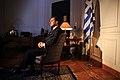 Περιοδεία ΥΠΕΞ, κ. Δ. Δρούτσα, στη Μέση Ανατολή Αίγυπτος - Foreign Minister, Mr. D. Droutsas Tours Middle East Egypt (5099095588).jpg