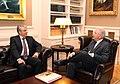 Συνάντηση ΥΠΕΞ Δ. Αβραμόπουλου με Επικεφαλής Γραφείου Συνδέσμου ΠΓΔΜ (7850390296).jpg