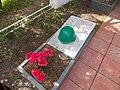 Братская могила советских воинов, партизан и жертв фашизма в окрестностях деревни Жестяная Горка 5.jpg