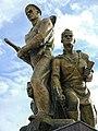 Братская могила советских воинов, погибших в боях с фашистскими захватчиками 02.jpg