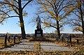 Братська могила радянських воїнів. головний вид.JPG