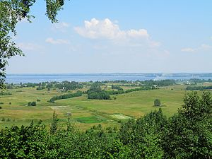 Rāzna National Park - Image: Вид с Маконькальнса 1