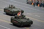 Военный парад на Красной площади 9 мая 2016 г. 529.jpg