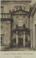 Вхід до монастиря домініканів (Тернопіль, нині ДАТО).png