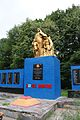 Дашківці, Пам'ятник 310 воїнам – односельчанам загиблим на фронтах ВВВ (скульптура), в центрі села.jpg