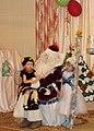 Дед Мороз, Снегурочка и Пчелёнок (друг Лунтика).JPG
