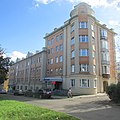 Дом, в котором в 1901-1902 гг. находился конспиративный пункт по распространению поступавшей из-за границы ленинской газеты 2.jpg