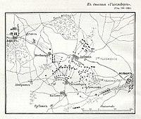 Карта к статье «Гагельберг». Военная энциклопедия Сытина (Санкт-Петербург, 1911-1915).jpg