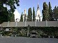 Остатки крепостной стены Навагинского укрепления. Сочи.jpg