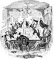 Первая иллюстрация Роберта Сеймура 1836 года к роману Диккенса Посмертные записки Пиквикского клуба.jpg