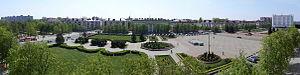 Babruysk - Lenin Square