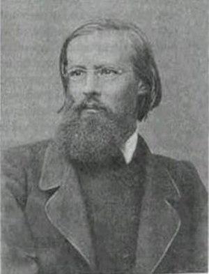 Apollon Maykov - Maykov in the 1850s