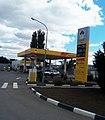 Сальск, АЗС у нефтебазы Роснефть.jpg