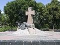 Украина, Полтава - Памятник погибшим казакам.jpg