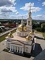 Церковь Преображения Господня с Невьянской башни.JPG